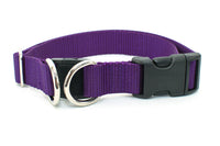 Solid Color BREAKAWAY Dog Collar - Fox Valley Dog Collars