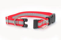 Reflective BREAKAWAY Dog Collar - Fox Valley Dog Collars