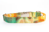 Feel the Vibration adjustable dog collar, medium