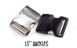 UPGRADE - Metal Buckle - Fox Valley Dog Collars
