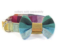 Choose-A-Fabric Bow Tie Collar Accessory