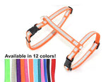"Cat and Small Pet Harness - 3/8"" H-style - Reflective - Fox Valley Dog Collars"