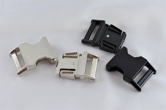 UPGRADE - Metal Buckles for Cat Harnesses - Fox Valley Dog Collars