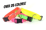 Solid Color Basic Dog Collar - Fox Valley Dog Collars