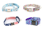 Choose-a-Fabric Quick Release Martingale Dog Collar - Fox Valley Dog Collars