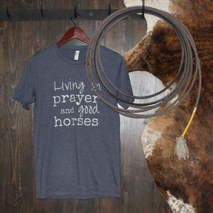 Living On Prayer and Good Horses
