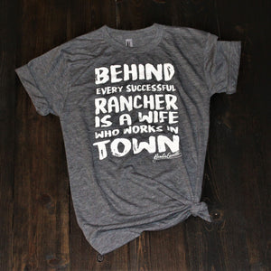 Behind Every Successful Rancher