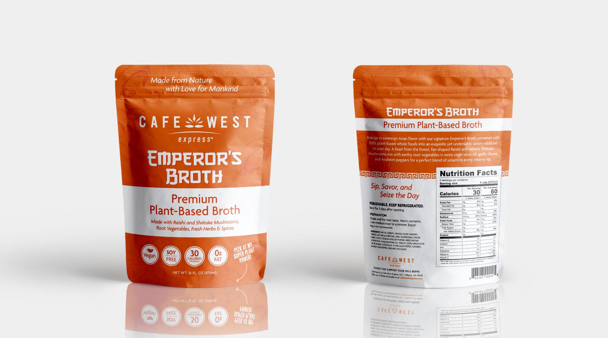 Emperors Broth 30-Day Challenge