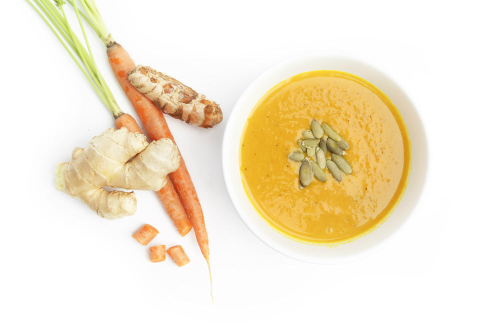 Carrot Ginger Turmeric
