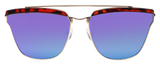large fashion sunglasses