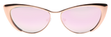 Discounted retro sunglasses