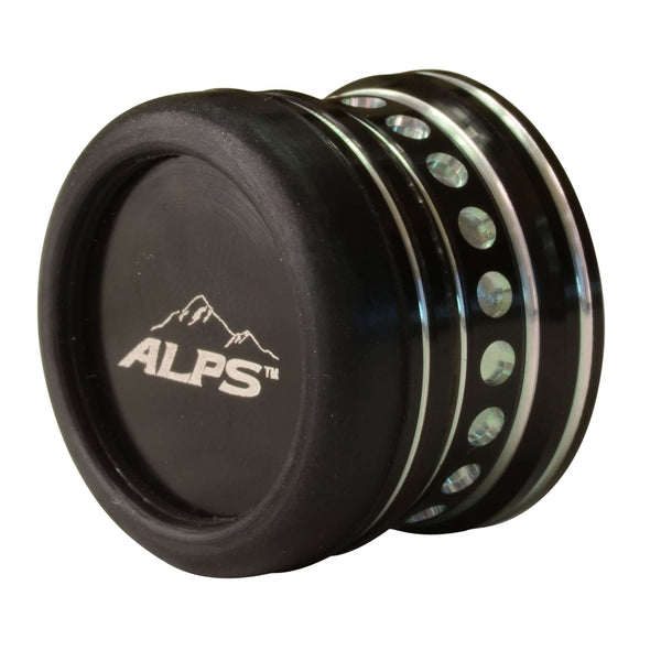 Exclusive Tackle:BC HEABC - ALPS high end butt cap,Black