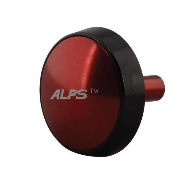 Exclusive Tackle:BPA - ALPS BPA butt plate,Black/Red