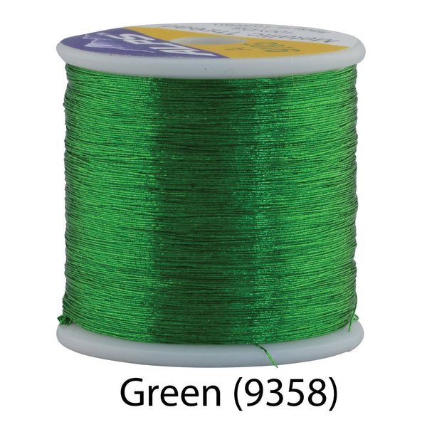 Exclusive Tackle:TH META - 100m ALPS metallic thread,Green (9538) / Metallic  A / 100m