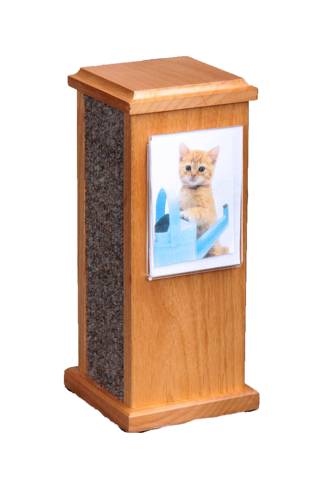 Kitty Post Urn