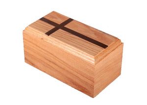 Traditional Cross Premium Urn