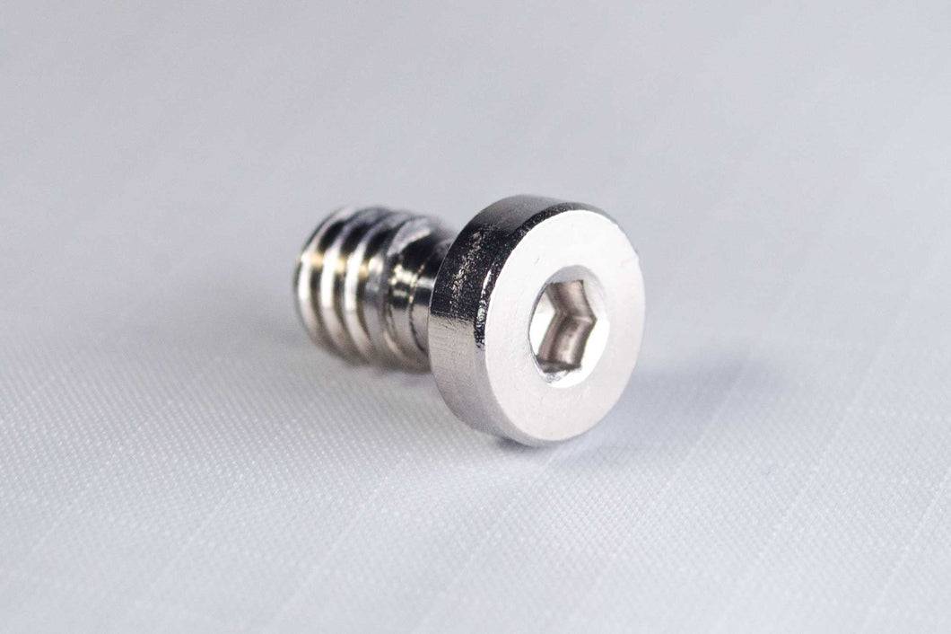 Low Profile 1/4-20 Tie Down Screw with Socket Cap