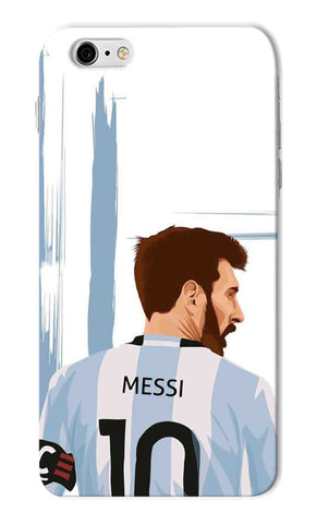 Iphone 6 - Messi Cool Illustration Mobile Case