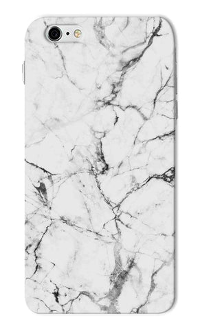 Iphone 6s Plus - White Marble X Mobile Case