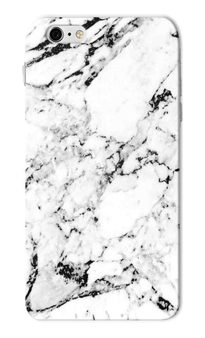 Iphone 6s Plus - White Marble Y Mobile Case