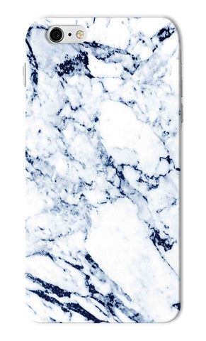 Iphone 6s Plus - White Marble Z Mobile Case