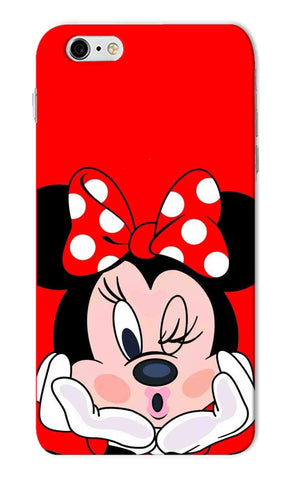 Iphone 6s Plus - Winking Minnie Mobile Case
