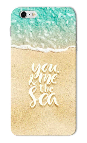 Iphone 6s Plus - You Me And The Sea Mobile Case