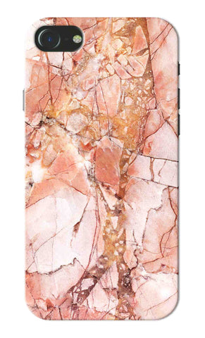 Iphone 7 - Pink Shade Marble Mobile Case