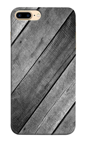 Iphone 7 Plus - Grey Wood Mobile Case