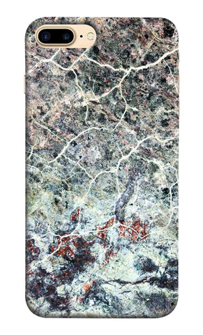 Iphone 7 Plus - Grunge Marble Mobile Case