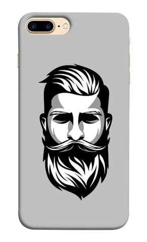 Iphone 7 Plus - Love For Beard Mobile Case