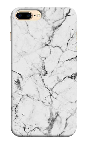 Iphone 7 Plus - White Marble X Mobile Case