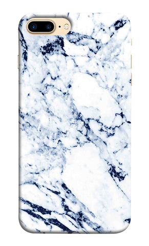 Iphone 7 Plus - White Marble Z Mobile Case