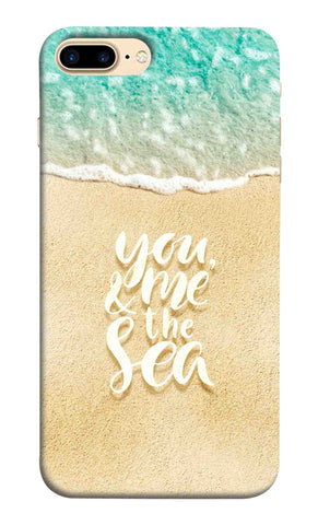 Iphone 7 Plus - You Me And The Sea Mobile Case
