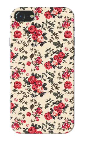 Iphone 7 - Simple Floral Mobile Case