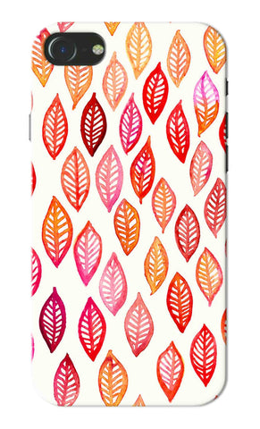 Iphone 7 - Tropical Leaves Mobile Case