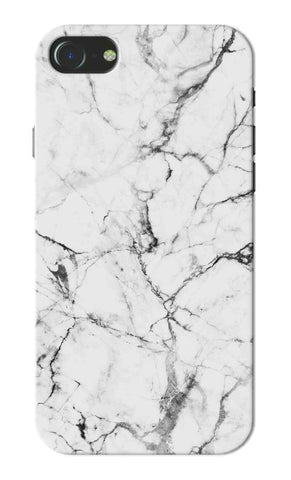 Iphone 7 - White Marble X Mobile Case
