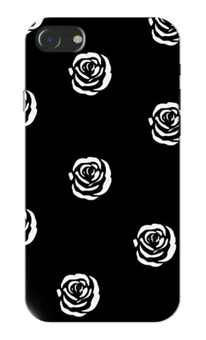 Iphone 7 - White Roses Mobile Case