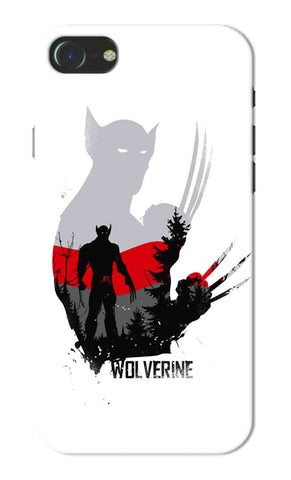 Iphone 7 - Wolverine  Artist Design Mobile Case