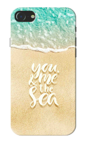 Iphone 7 - You Me And The Sea Mobile Case