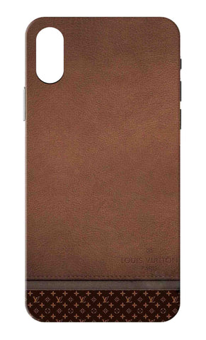 Iphone X - Brown Lousi Vuitton Mobile Case