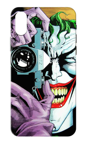 Iphone X - Joker D Mobile Case