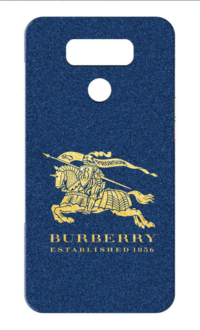 Lg G6 - Burberry Mobile Case