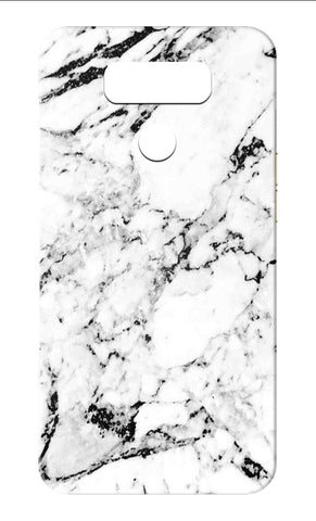 Lg G6 - White Marble Y Mobile Case