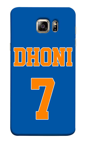 Samsung Note 5 - Dhoni 7 Mobile Case