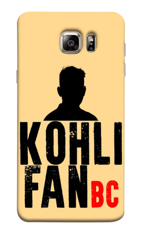 Samsung Note 5 - Kohli Fan Bc Mobile Case