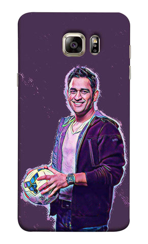 Samsung Note 5 - MS Dhoni 10 Mobile Case