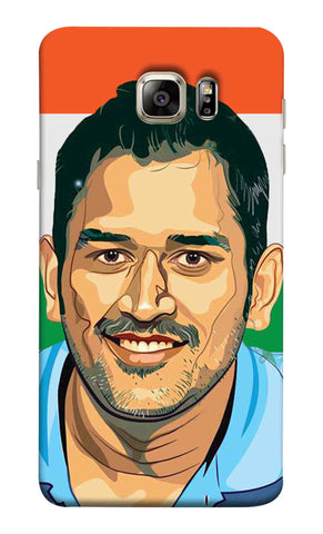 Samsung Note 5 - MS Dhoni 1 Mobile Case