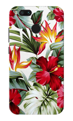 Xiaomi Mi A1 - Tropical Garden Mobile Case