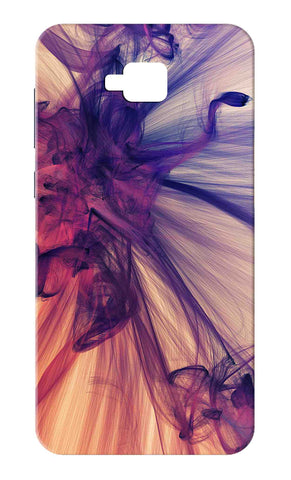 Zenfone 4 Selfie ZB553KL - Smoky Pattern Mobile Case